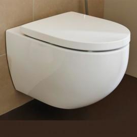 WC suspendu VIGOUR – Derby Style rond