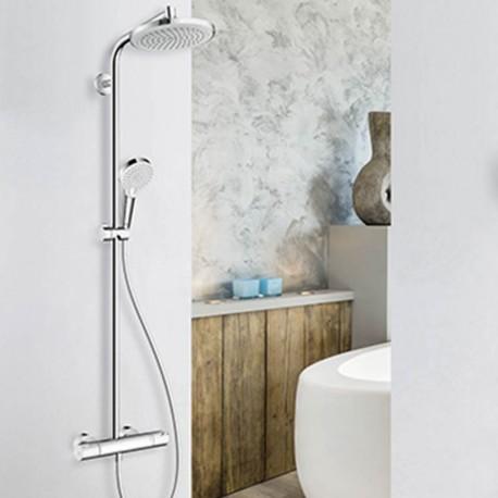 Colonne de douche HANSGROHE – Showerpipe 220
