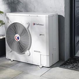Pompe à chaleur CHAFFOTEAUX – Mira C Hybrid