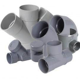 Accessoires PVC NICOLL - Raccords d'évacuation