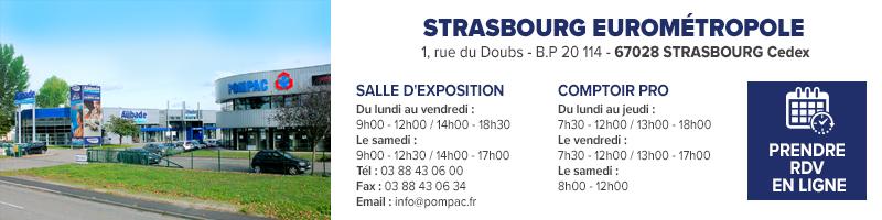 Magasin Pompac Strasbourg